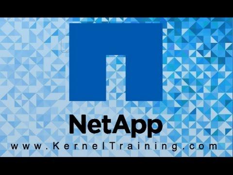 Netapp storage administration | Netapp Admin Training - YouTube