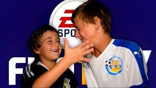 ПЕНАЛЬТИ FIFA 18 ПРОТИВ БРАТА