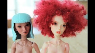 RETROS BJD Doll UNBOXING HAUL Popovy Aliexpress REPRINT Dolls #678