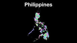 Philippines Geography/Philippines Provinces