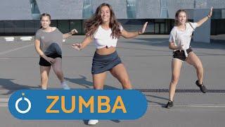 Step by Step ZUMBA WORKOUT - Fitness Choreography