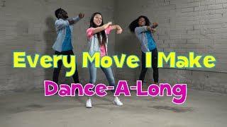 Every Move I Make | Dance A Long With Lyrics | Kids Worship