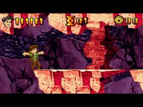 Pitfall Harry : L'Exp�dition Perdue GBA