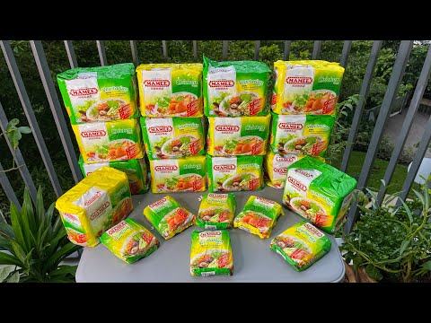 The Cheapest Instant Noodle