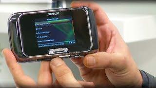 Somikon Digitale Türspion-Kamera mit manueller Foto- und Videoaufnahme
