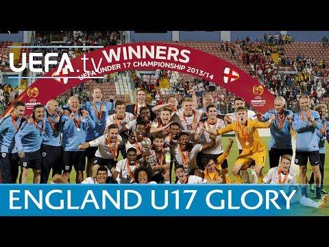 تتويج منتخب انجلترا للشباب ببطولة العالم