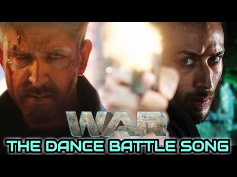 WAR | HRITHIK vs TIGER DANCE BATTLE SONG | NEXT | PROMOTIONS BEGIN