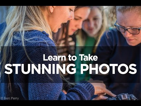 Engaging, hands-on learning from a patience and passionate teacher is how you will truly learn your camera.