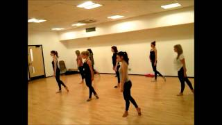 Demi Lovato - Light Weight Choreography