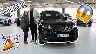 I JUST BOUGHT MY MUM A RANGE ROVER! (SHE CRIES!)