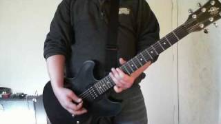 Them Crooked Vultures Caligulove Lesson Guitar How To ThePartyOfOne TCV