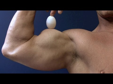 Raw Eggs 4 Muscle Gain? - Bodybuilding, bulking, and drinking egg