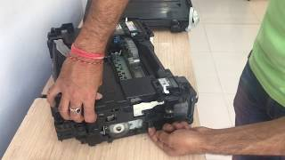 How to fix Error code 5100 on Canon pixma MX 492 ,DIY