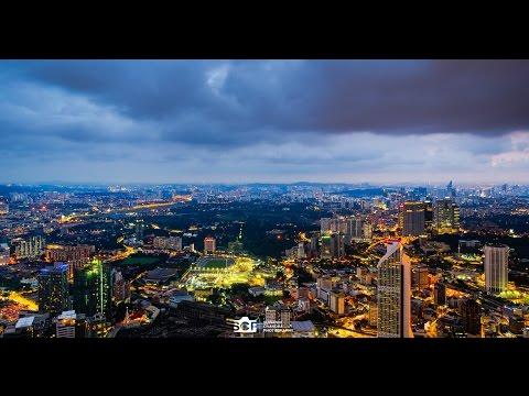 Kuala Lumpur Time-Lapse 4K