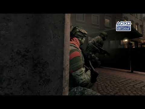 Видео № 0 из игры Bravo Team + Aim Controller [PSVR]