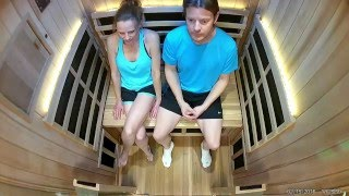 Tod and Cindy Review Their Clearlight Sanctuary 2 Infrared Sauna