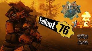 Fallout 76: Строительство Арена для PvP Битв