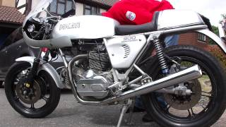 Ducati 900SS Bevel From 1982