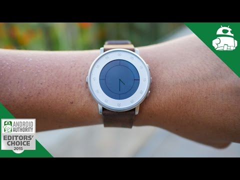 Pebble Time Round Review!