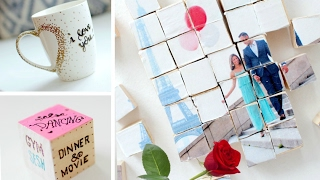 DIY VALENTINE'S DAY GIFT IDEA! - Dollar store makeovers!