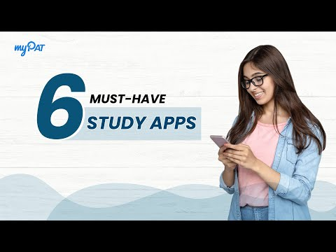 6 Best Study Apps You MUST HAVE - YouTube