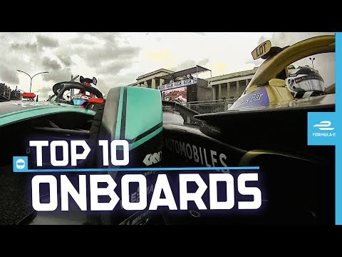 Best Onboards Of The Season | From Overtakes To Crashes - The Greatest Moments