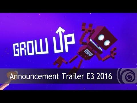 GROW UP - Announcement Trailer E3 2016 [UK] thumbnail