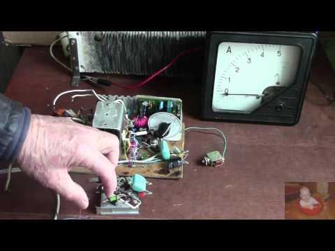 Импульсный БП. Транзисторы вместо выпрямительных диодов