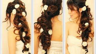 Prime Long Hair Wedding Videos Hairstyles For Women Draintrainus