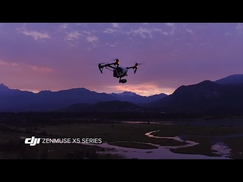 DJI Inspire 1 Pro camera-drone