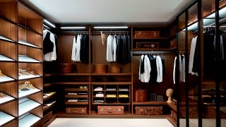 Master Bedroom Walk In Closet Design Ideas