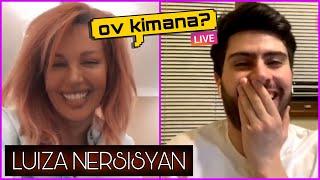 Grig Gevorgyan - Ov kimana Live #6 - Luiza Nersisyan