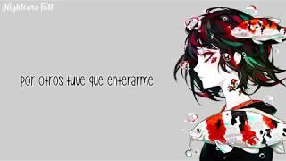Nightcore   Without Me (spanish Version) | Lyrics