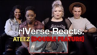RIVerse Reacts: ATEEZ (Double Feature)