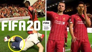 Вышел ГЕЙМПЛЕЙНЫЙ ТРЕЙЛЕР FIFA 20: Что нам показали в нем?
