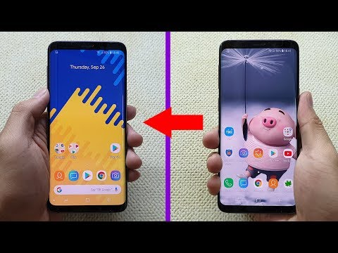 How to install Android 10 theme on any Android Phone