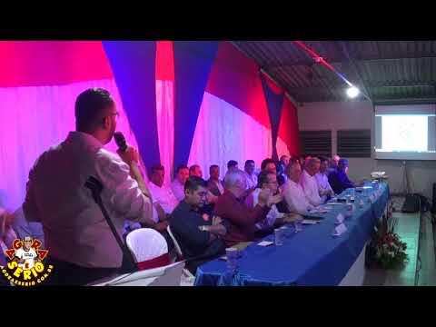 1º Primeiro Encontro de Municípios em Juquitiba com a Palavra Vereador Presidente de Embu das Artes Hugo Prado