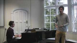 Daniel Amity - 'Bring Him Home' - Les Miserables (Cover)