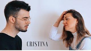 Cristina - Sebastian Yatra , (Cover by Sofía y Ander)