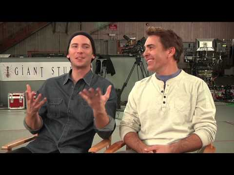 Troy Baker And Nolan North. Together At Last.