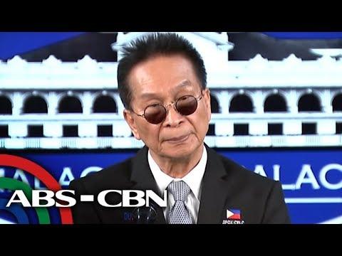 [ABS-CBN]  Duterte di ipasasara, sususpendehin ang mga POGO sa bansa: spox | TV Patrol