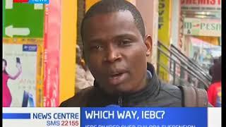 CMD Chairman-Omingo Magara discuss the Wafula Chebukati-Ezra Chiloba rift in IEBC