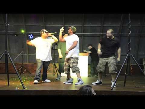 Mo' Killa' performing at Lil' Flip show