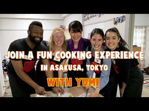 Making Japanese home food with local!