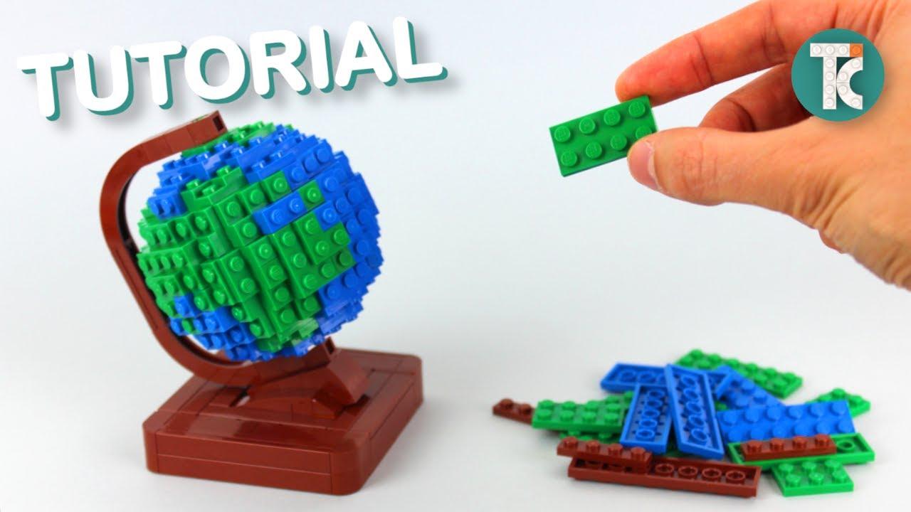 LEGO Globe (Tutorial)