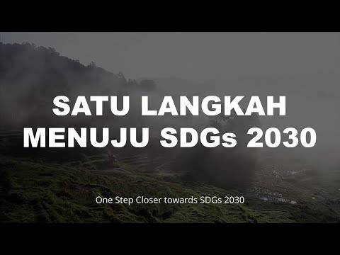 One Step Closer Towards SDGs 2030