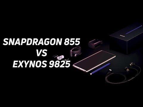 Speed Test G: Galaxy Note 10+ Snapdragon 855 vs Exynos 9825