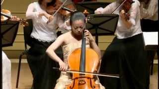 第1回JASTAフレッシュコンサート KLENGEL:Concertino for Cello and Piano No.1 1st mov.