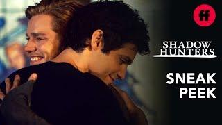 Shadowhunters Series Finale | Sneak Peek: Alec Asks Jace To Be His Best Man (Again) | Freeform