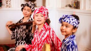 Uyghur kids song-Raka raka dum-Barna